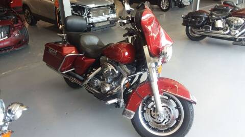 2006 Harley Davidson Electra Glide for sale at Adams Enterprises in Knightstown IN