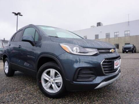 2021 Chevrolet Trax for sale at Mirak Hyundai in Arlington MA