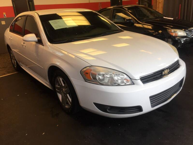 2011 Chevrolet Impala for sale at D & J AUTO EXCHANGE in Columbus IN