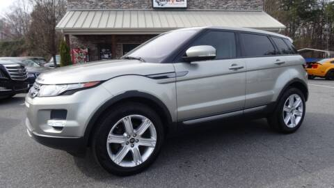 2013 Land Rover Range Rover Evoque for sale at Driven Pre-Owned in Lenoir NC