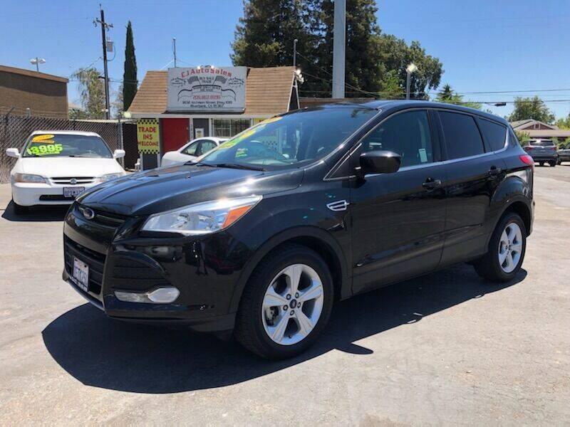 2014 Ford Escape for sale at C J Auto Sales in Riverbank CA