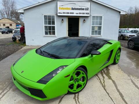 2004 Lamborghini Gallardo for sale at COLUMBUS AUTOMOTIVE in Reynoldsburg OH