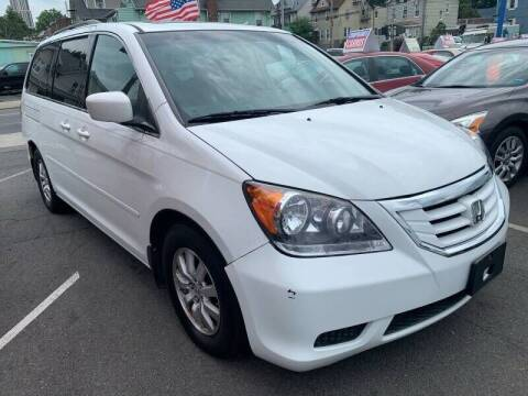2008 Honda Odyssey for sale at Deleon Mich Auto Sales in Yonkers NY
