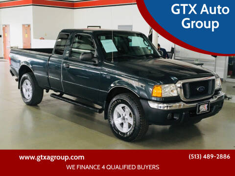2005 Ford Ranger for sale at GTX Auto Group in West Chester OH