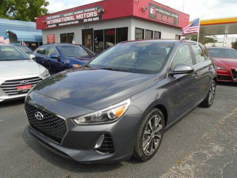 2019 Hyundai Elantra GT for sale at International Motors in Laurel MD