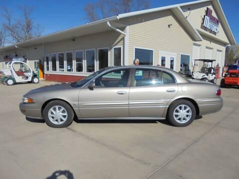 2004 Buick LeSabre for sale at Milaca Motors in Milaca MN