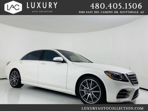 2019 Mercedes-Benz S-Class for sale at Luxury Auto Collection in Scottsdale AZ