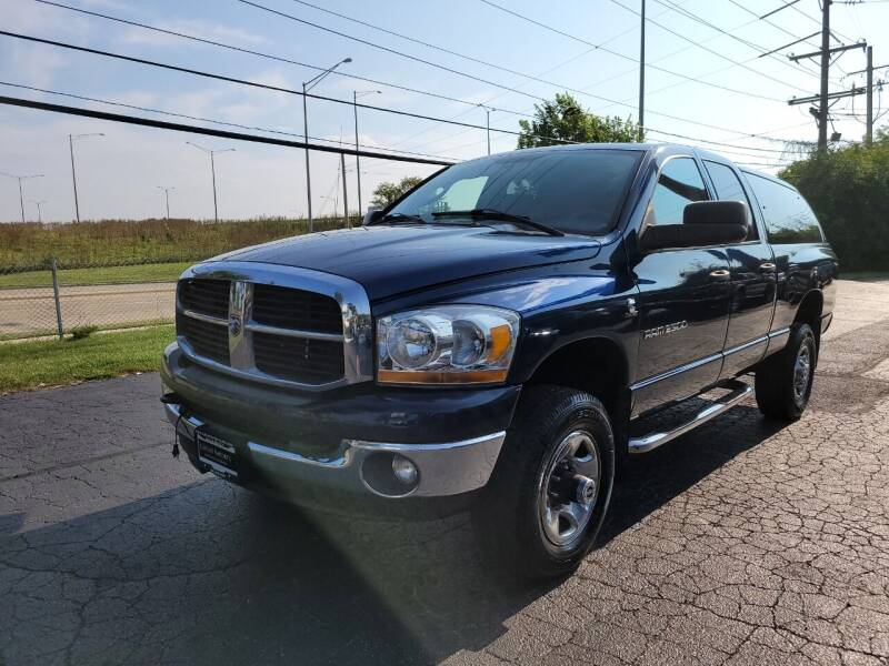 2006 Dodge Ram Pickup 2500 for sale at Luxury Imports Auto Sales and Service in Rolling Meadows IL