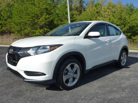 2017 Honda HR-V for sale at RUSTY WALLACE KIA OF KNOXVILLE in Knoxville TN