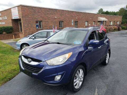 2010 Hyundai Tucson for sale at ARA Auto Sales in Winston-Salem NC