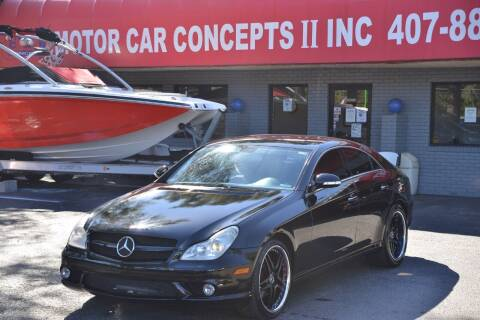 2006 Mercedes-Benz CLS for sale at Motor Car Concepts II - Apopka Location in Apopka FL