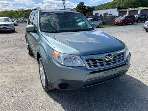 2011 Subaru Forester for sale at Ron Motor Inc. in Wantage NJ