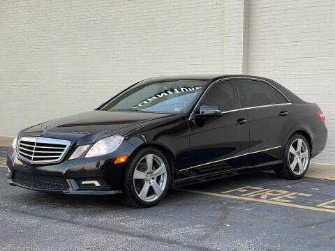2011 Mercedes-Benz E-Class for sale at Carland Auto Sales INC. in Portsmouth VA