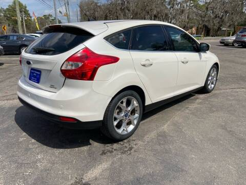 2012 Ford Focus for sale at QUALITY PREOWNED AUTO in Houston TX