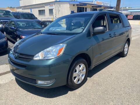 2004 Toyota Sienna for sale at Ricos Auto Sales in Escondido CA