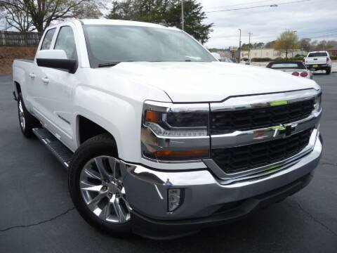2016 Chevrolet Silverado 1500 for sale at Wade Hampton Auto Mart in Greer SC