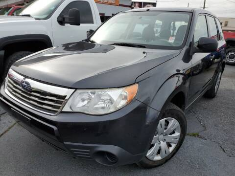 2009 Subaru Forester for sale at All American Autos in Kingsport TN