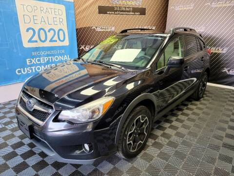 2013 Subaru XV Crosstrek for sale at X Drive Auto Sales Inc. in Dearborn Heights MI