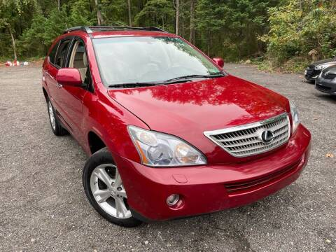 2008 Lexus RX 400h for sale at High Rated Auto Company in Abingdon MD