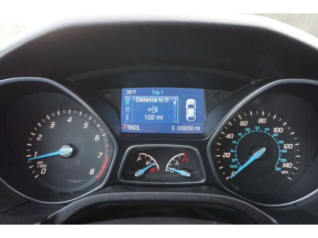 2014 Ford Focus SE 4dr Sedan - South Berwick ME