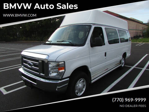 2010 Ford E-Series Cargo for sale at BMVW Auto Sales in Union City GA