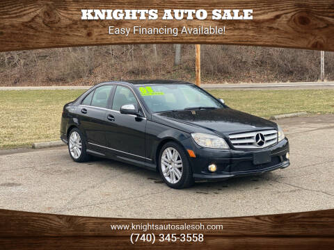 2008 Mercedes-Benz C-Class for sale at Knights Auto Sale in Newark OH