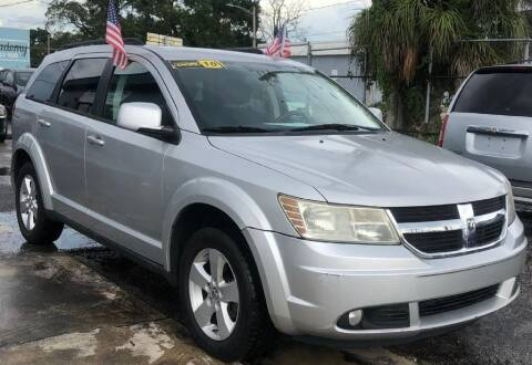 2010 Dodge Journey for sale at CAR VIPS ORLANDO LLC in Orlando FL