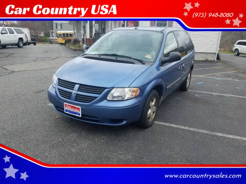 2007 Dodge Caravan for sale at Car Country USA in Augusta NJ