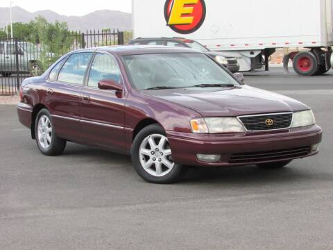 1998 Toyota Avalon for sale at Best Auto Buy in Las Vegas NV