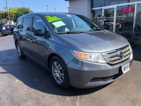 2013 Honda Odyssey for sale at Streff Auto Group in Milwaukee WI