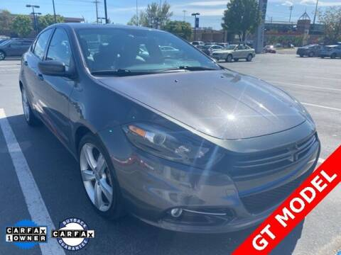 2015 Dodge Dart for sale at NATE WADE SUBARU in Salt Lake City UT