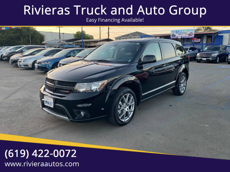 2019 Dodge Journey for sale at Rivieras Truck and Auto Group in Chula Vista CA
