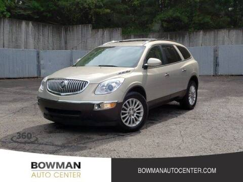2010 Buick Enclave for sale at Bowman Auto Center in Clarkston MI