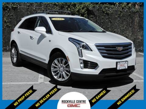 2018 Cadillac XT5 for sale at Rockville Centre GMC in Rockville Centre NY