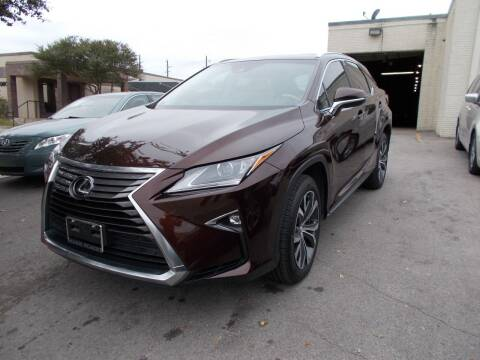 2017 Lexus RX 350 for sale at ACH AutoHaus in Dallas TX