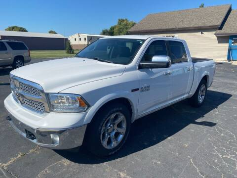 2015 RAM Ram Pickup 1500 for sale at MARK CRIST MOTORSPORTS in Angola IN