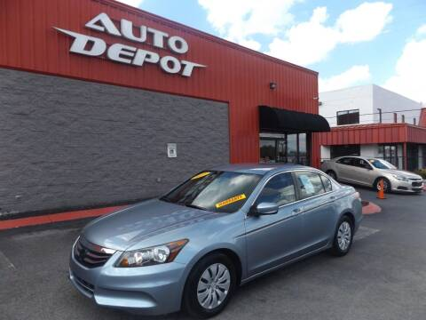 2011 Honda Accord for sale at Auto Depot of Madison in Madison TN
