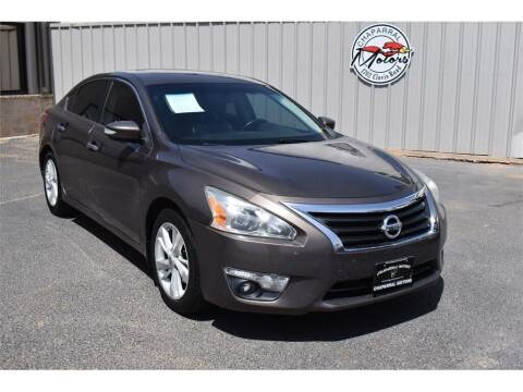 2013 Nissan Altima for sale at Chaparral Motors in Lubbock TX