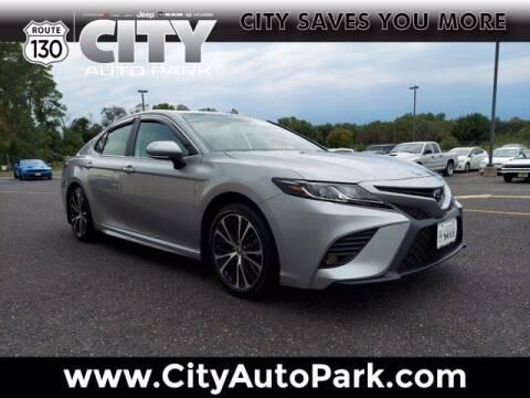 2019 Toyota Camry for sale at City Auto Park in Burlington NJ