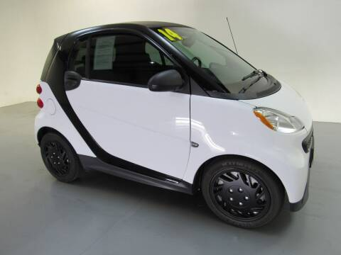 2014 Smart fortwo for sale at Salinausedcars.com in Salina KS