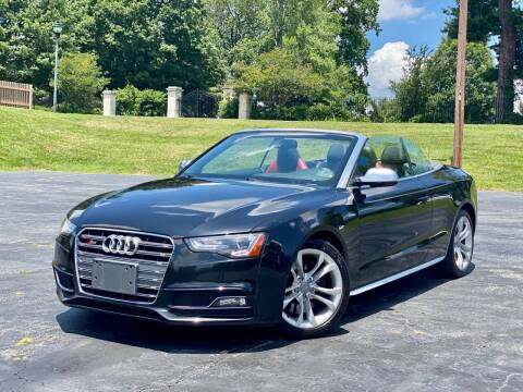 2013 Audi S5 for sale at Sebar Inc. in Greensboro NC
