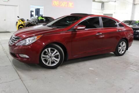 2011 Hyundai Sonata for sale at R n B Cars Inc. in Denver CO