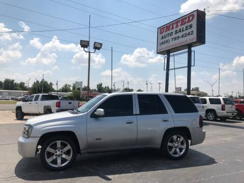 2007 Chevrolet TrailBlazer for sale at United Auto Sales in Oklahoma City OK