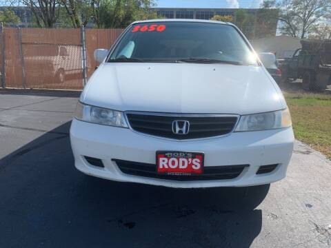 2004 Honda Odyssey for sale at Rod's Automotive in Cincinnati OH