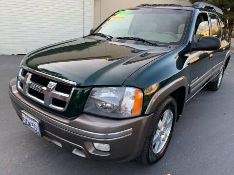 2004 Isuzu Ascender for sale at Select Auto Wholesales in Glendora CA