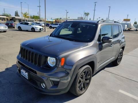 2019 Jeep Renegade for sale at California Motors in Lodi CA