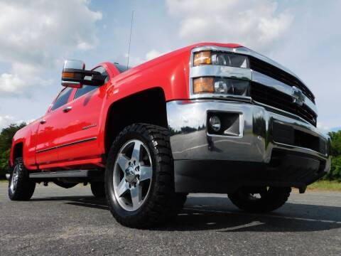 2016 Chevrolet Silverado 2500HD for sale at Used Cars For Sale in Kernersville NC