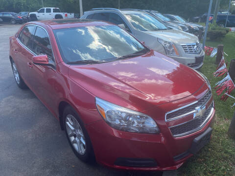 2013 Chevrolet Malibu for sale at Right Place Auto Sales in Indianapolis IN
