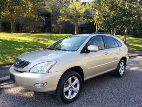 2004 Lexus RX 330 for sale at Houston Auto Preowned in Houston TX