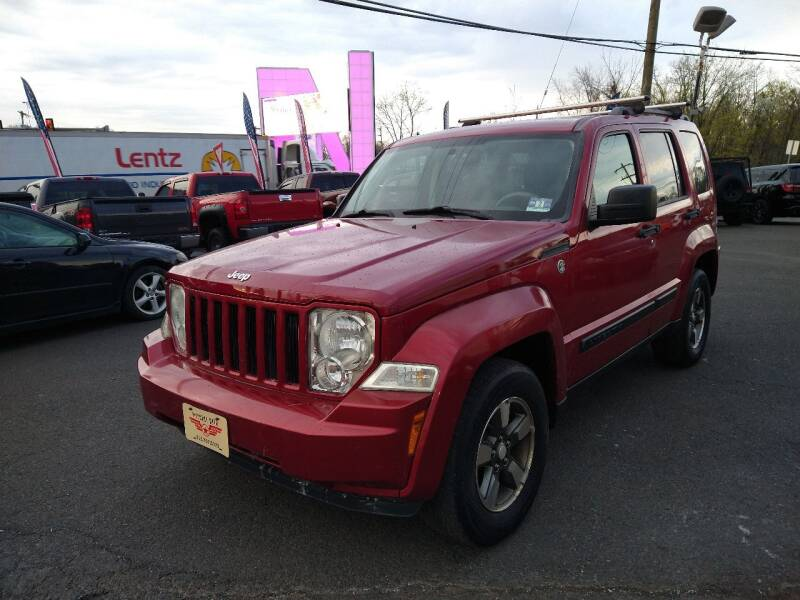 2008 Jeep Liberty for sale at P J McCafferty Inc in Langhorne PA